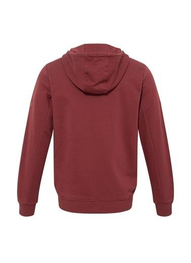 Columbia Sweatshirt Kırmızı
